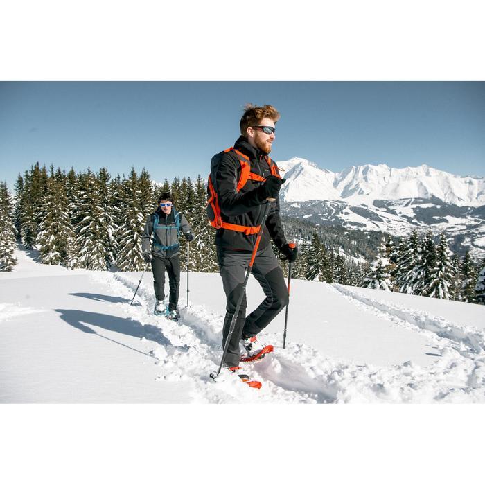 Veste trekking Windwarm 500 softshell homme - 1008704