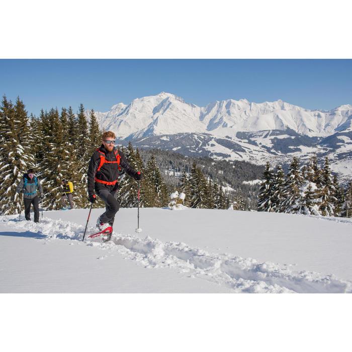 Veste trekking Windwarm 500 softshell homme - 1008744