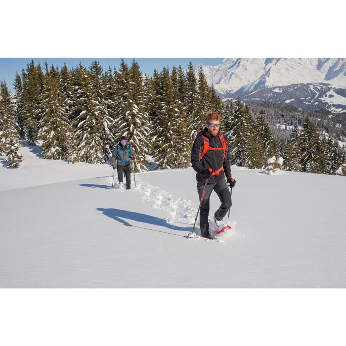 Veste trekking Windwarm 500 softshell homme - 1008817