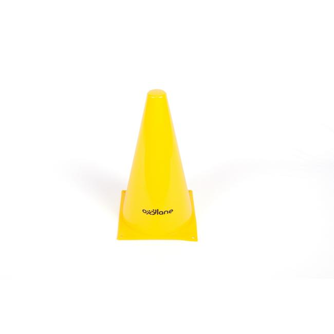 YELLOW MARKING CONE -6 inches