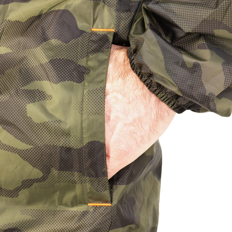 Waterproof Light Hunting Jacket - Camo