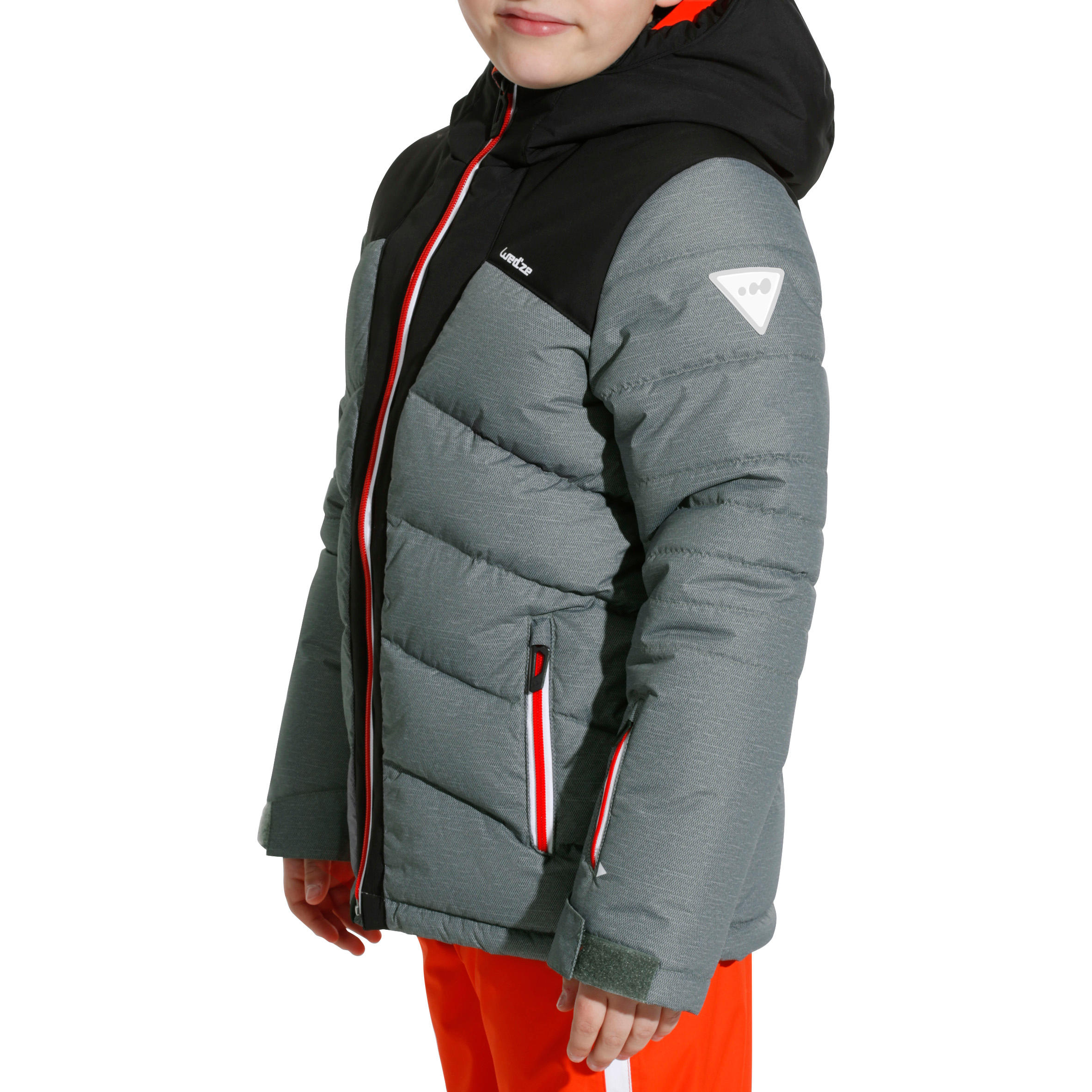 Manteau chaud decathlon