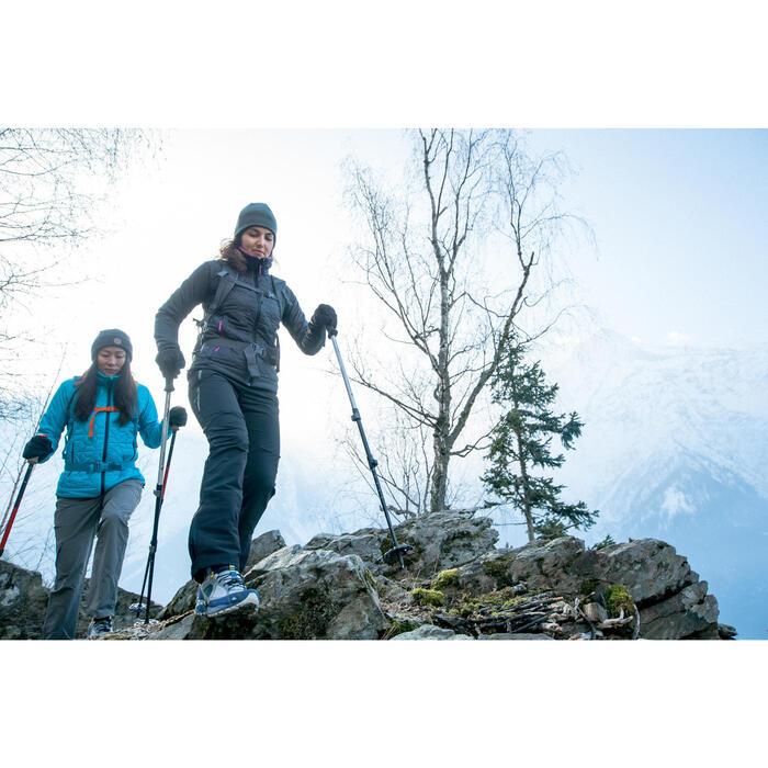 Doudoune trekking Top-light femme - 1009883