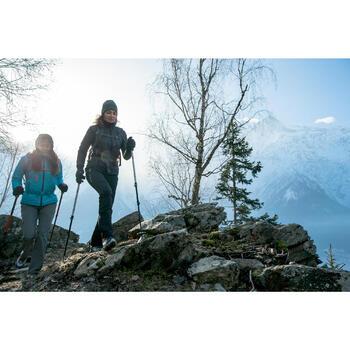 Doudoune trekking Top-light femme - 1009916