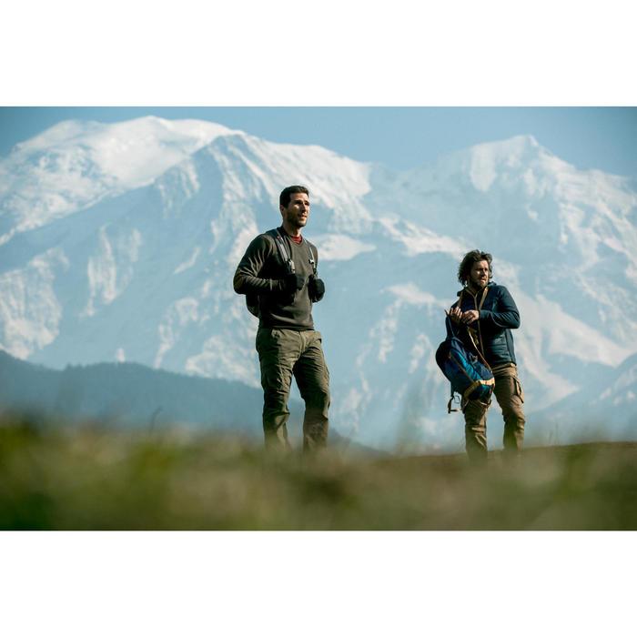 Polaire randonnée montagne homme Forclaz 20 - 1010002