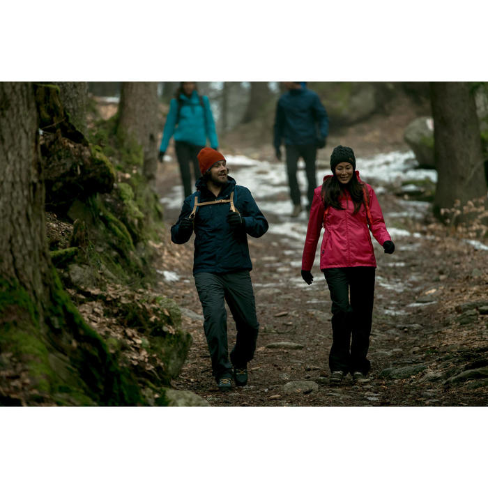 Veste de randonnée neige femme SH100 chaude - 1010049