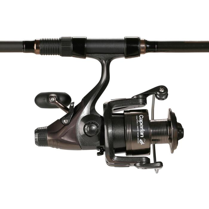 CONJUNTO pesca de la carpa XTREM-5 360