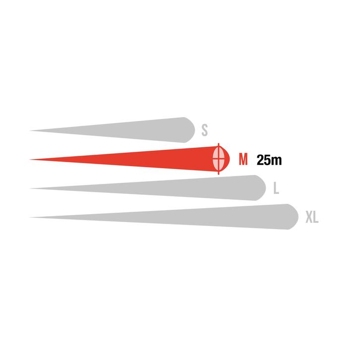CARTUCHO M900 36 g IMPACT CALIBRE 12/70 PERDIGONES N° 6 x 25