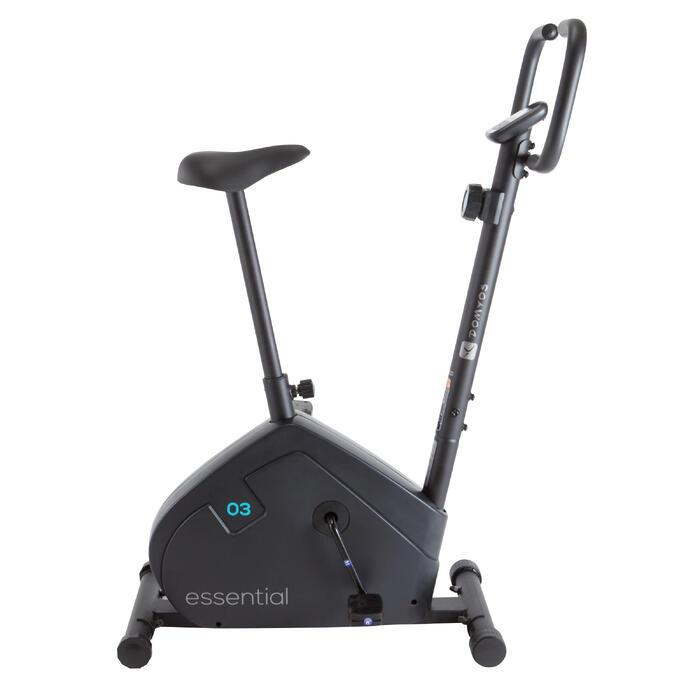Hometrainer Essential, vliegwiel van 3kg