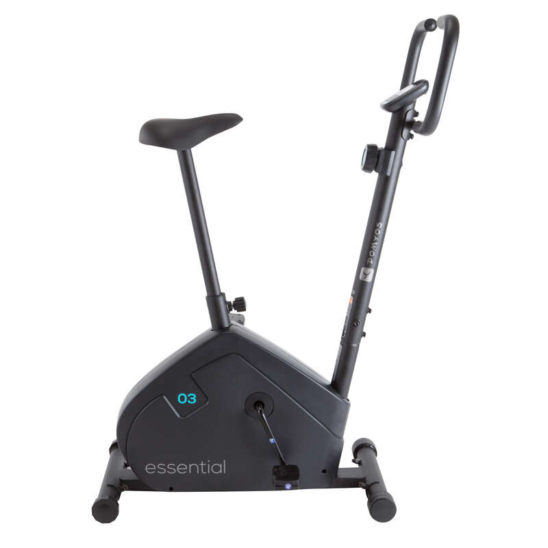 CYCLETTE Fitness - Cyclette ESSENTIAL DOMYOS - Attrezzi palestra