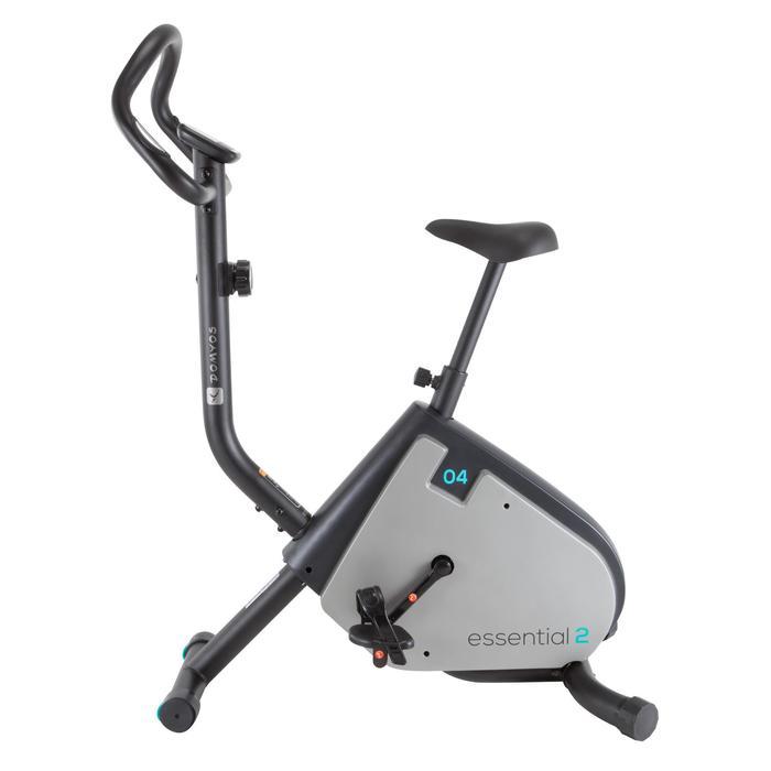 Producto Reacondicionado. Bicicleta Estática Domyos Essential 2