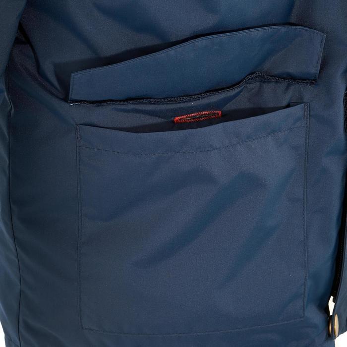 Veste chaude imperméable de randonnée Garçon XX WARM - 1010301