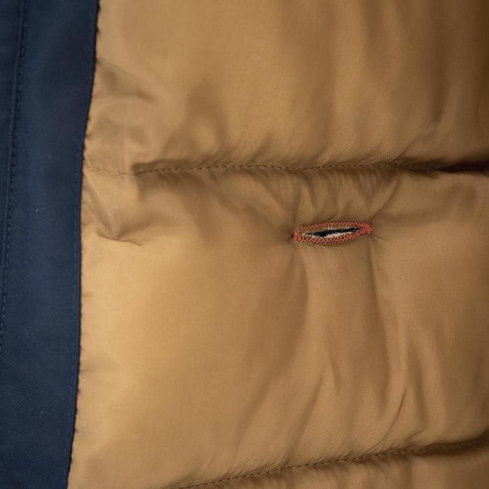 Veste chaude imperméable de randonnée Garçon XX WARM - 1010307