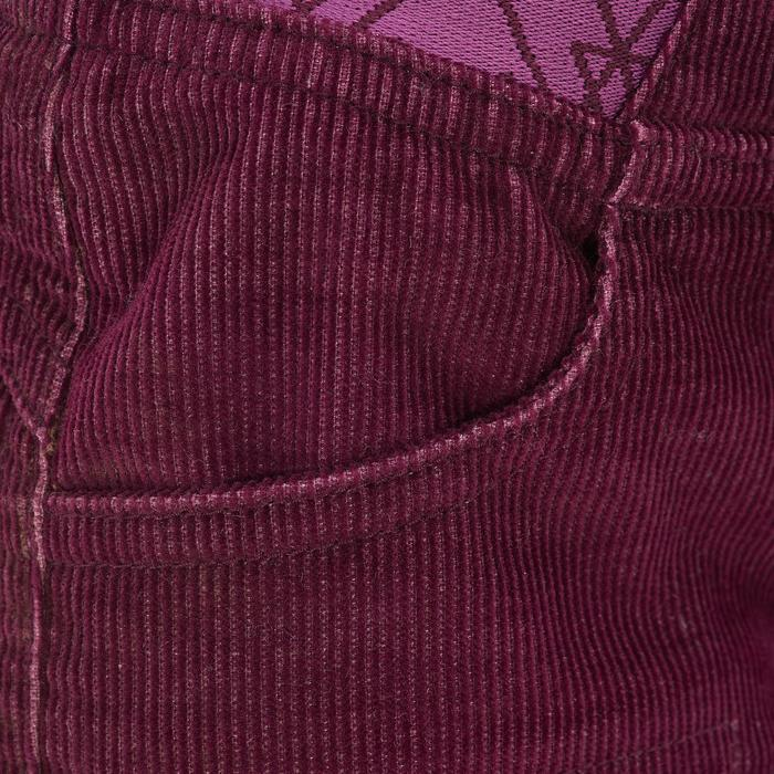 Pantalon de randonnée enfant garçon Hike 500 marine - 1010315