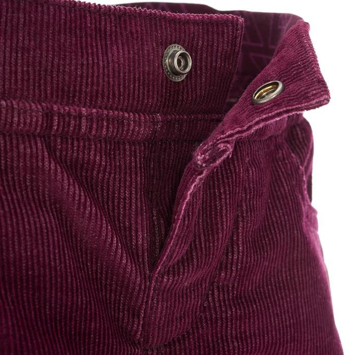 Pantalon de randonnée enfant garçon Hike 500 marine - 1010356