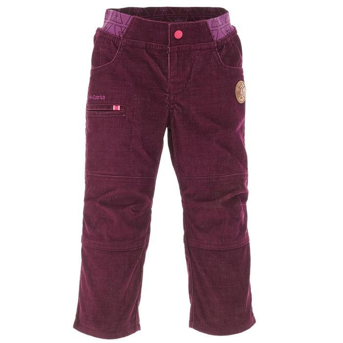 Pantalon de randonnée enfant garçon Hike 500 marine - 1010372