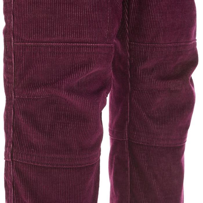 Pantalon de randonnée enfant garçon Hike 500 marine - 1010374