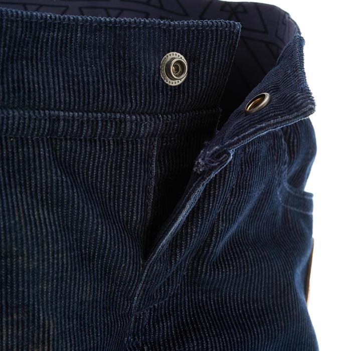 Pantalon de randonnée enfant garçon Hike 500 marine - 1010382