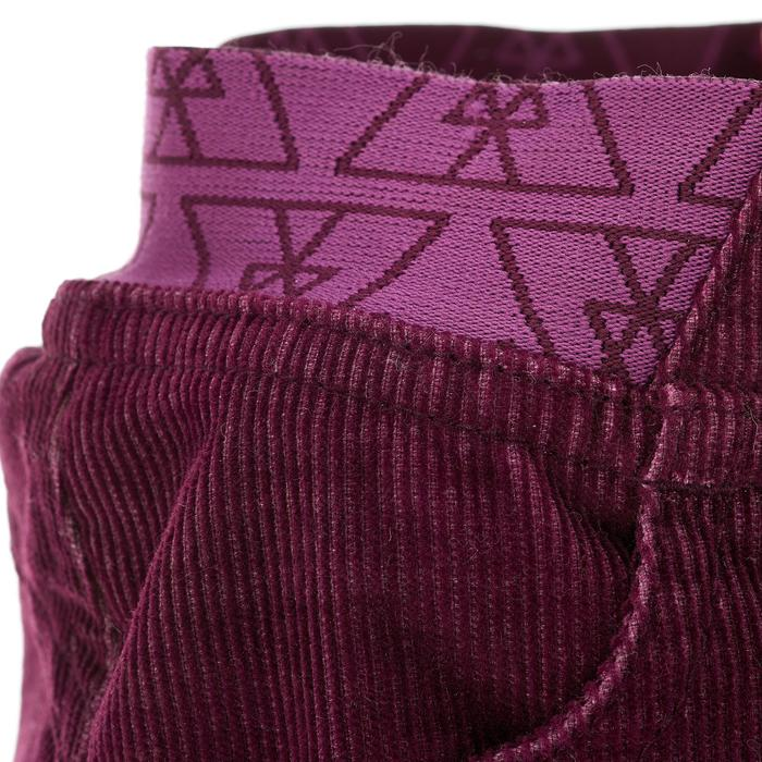 Pantalon de randonnée enfant garçon Hike 500 marine - 1010405