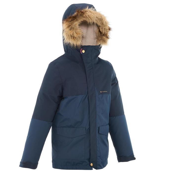 Veste chaude imperméable de randonnée Garçon XX WARM - 1010480