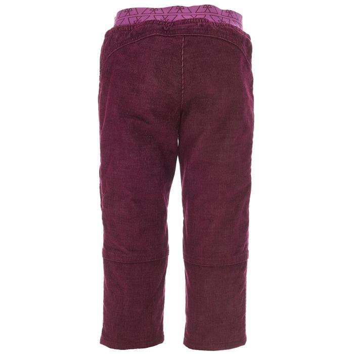 Pantalon de randonnée enfant garçon Hike 500 marine - 1010490