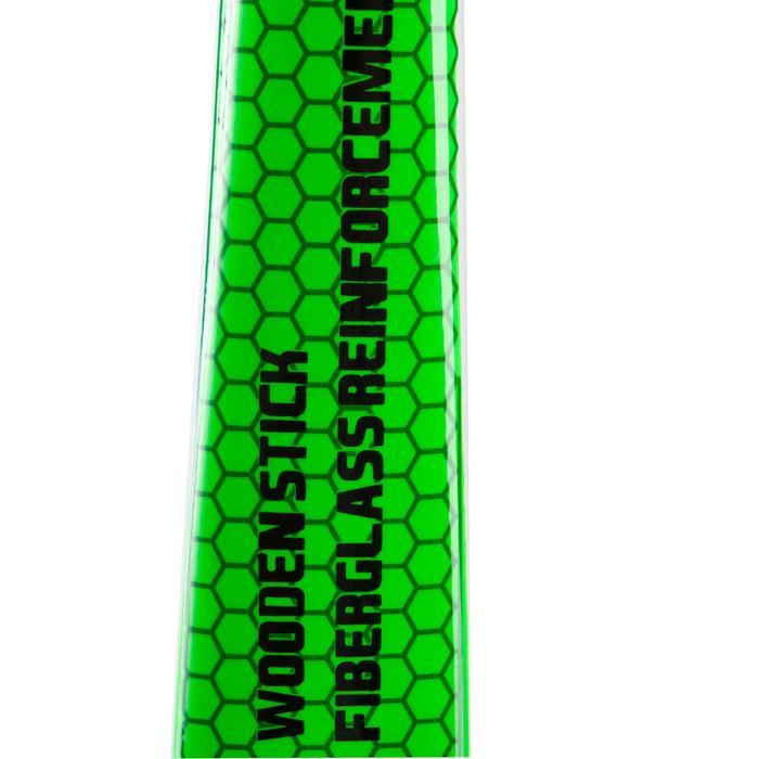 Stick de hockey sobre hierba niños Talea 300 verde
