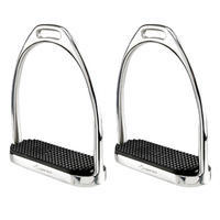 Horseback Riding Adult and Child Stainless Steel Stirrup Irons