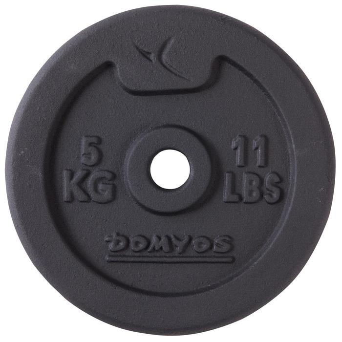 Kit haltères et barres musculation kit 50 kg - 101067