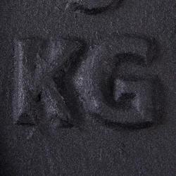 Halterset spiertraining 50 kg - 101078