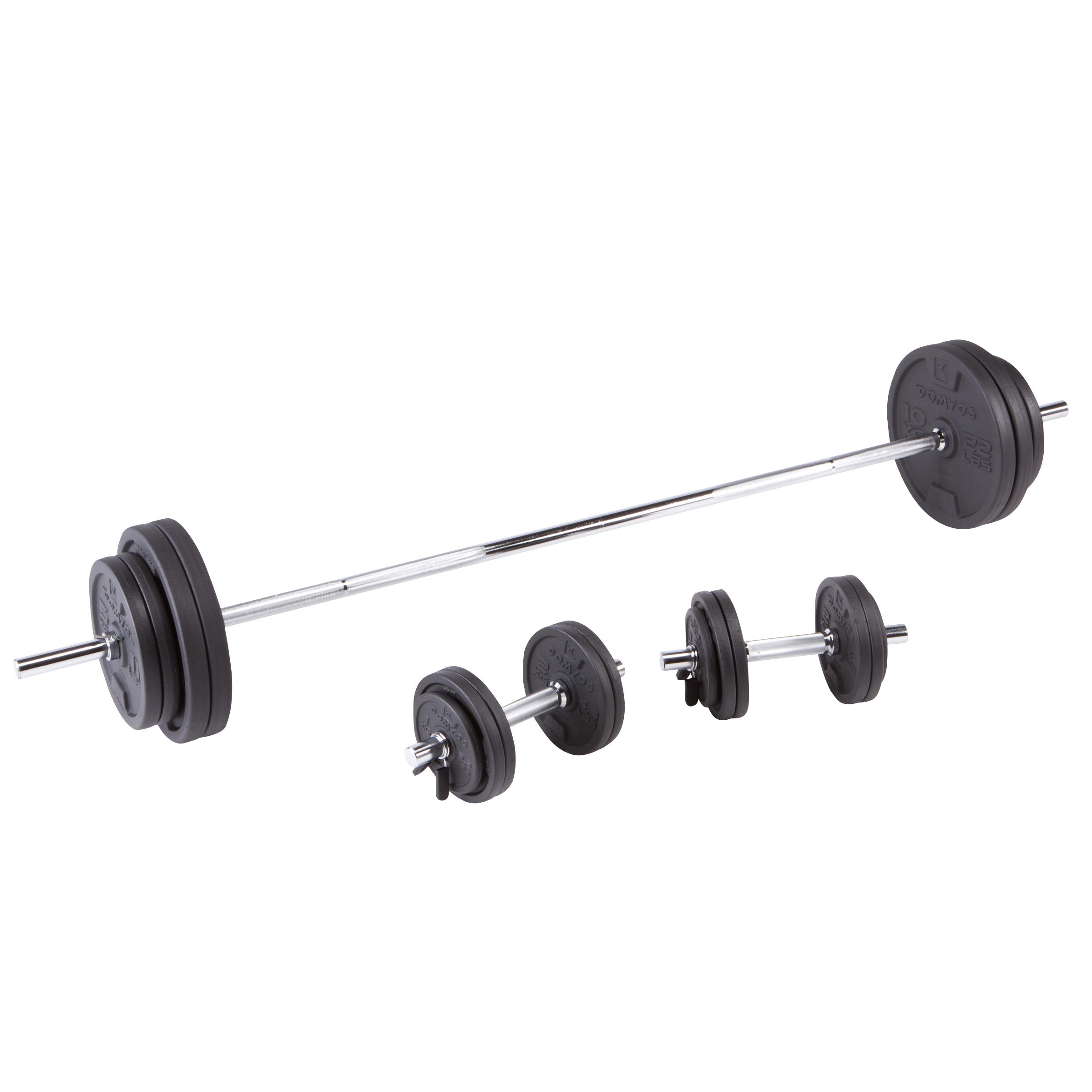 Dumbbells and Bars Weight...