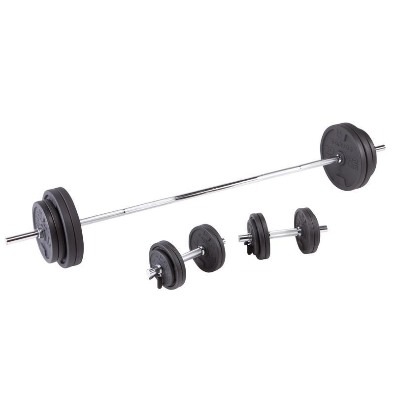 Svarcelšanas komplekts, 93 kg