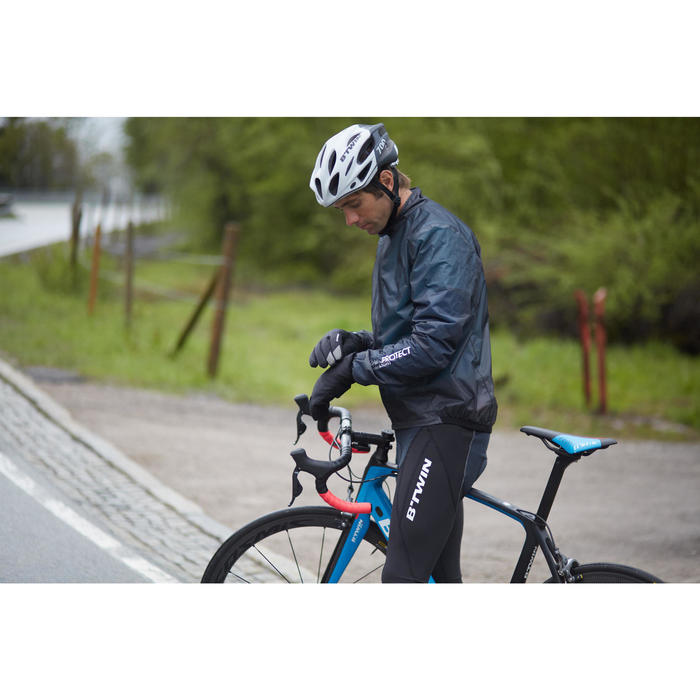 COUPE PLUIE ULTRALIGHT VELO ROUTE HOMME CYCLOSPORT - 1011141