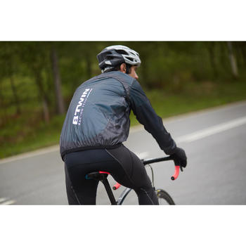 COUPE PLUIE ULTRALIGHT VELO ROUTE HOMME CYCLOSPORT - 1011155