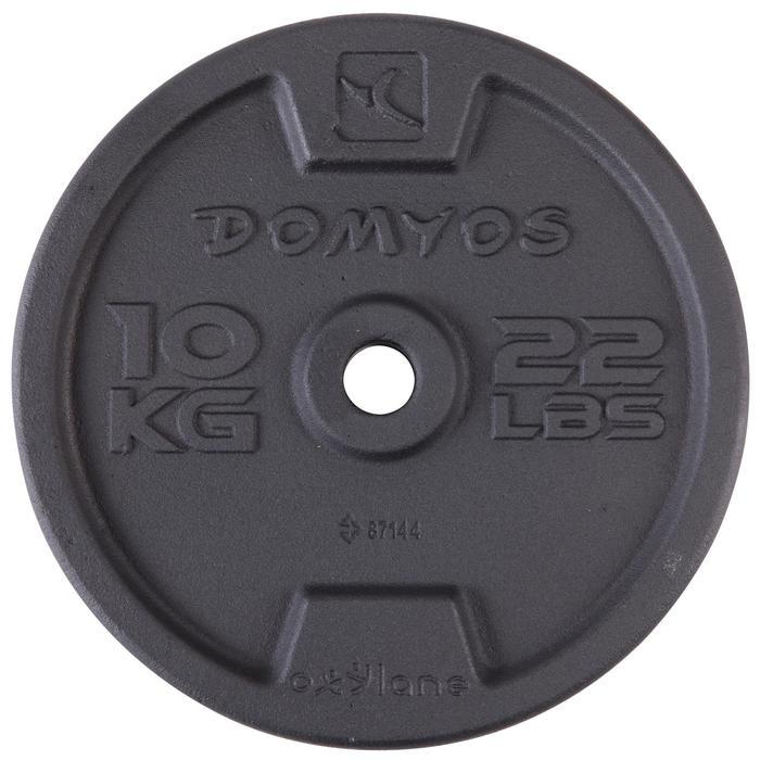 Kit haltères et barres musculation kit 93 kg - 101121