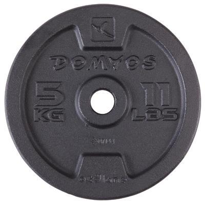 Набір гантелей і грифів для силових тренувань, 93 кг