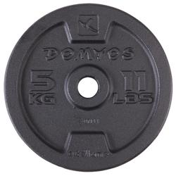 Hantelset mit Stangen 93kg Krafttraining