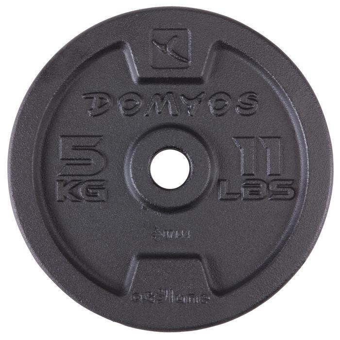Kit haltères et barres musculation kit 93 kg - 101123