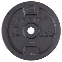 Svarmenų ir štangų rinkinys jėgos pratimams, 93 kg