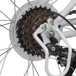 """Protector de Cambio Bicicleta 20"""" Pulgadas Blanco"""
