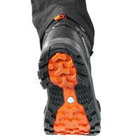 Botas de senderismo en la nieve hombre SH500 active cálidas e impermeables negro