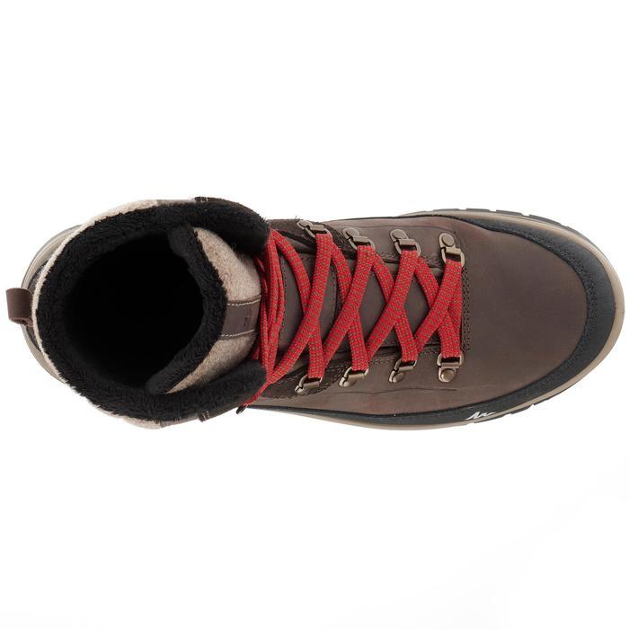 Chaussures de randonnée neige homme SH900 high chaudes et imperméables - 1011617