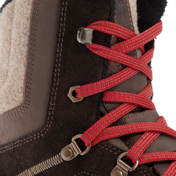Chaussures de randonnée neige homme SH900 high chaudes et imperméables - 1011641