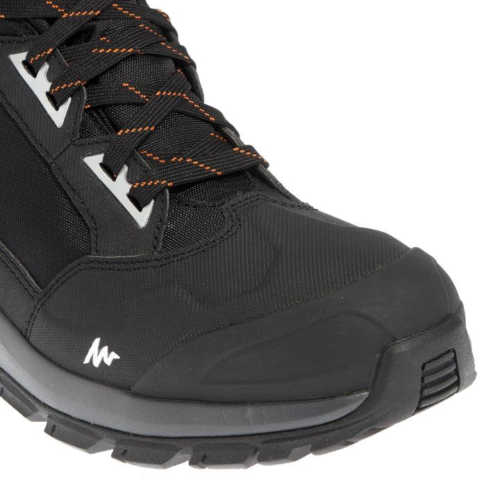 Chaussures de randonnée neige homme SH520 x-warm mid noires. - 1011649