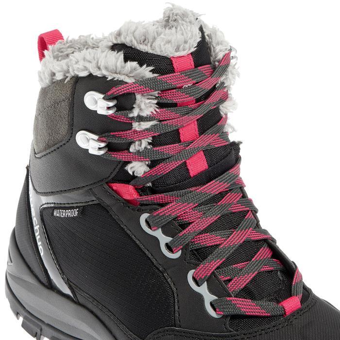 Chaussures de randonnée neige femme SH500 active chaudes et imperméables - 1011661