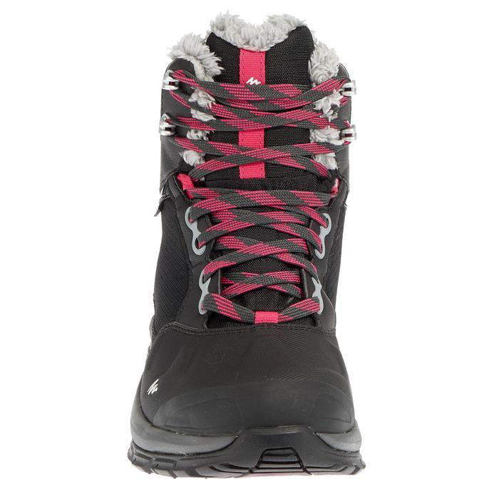Chaussures de randonnée neige femme SH500 active chaudes et imperméables - 1011670