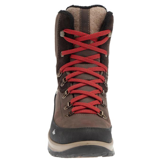 Chaussures de randonnée neige homme SH900 high chaudes et imperméables - 1011683