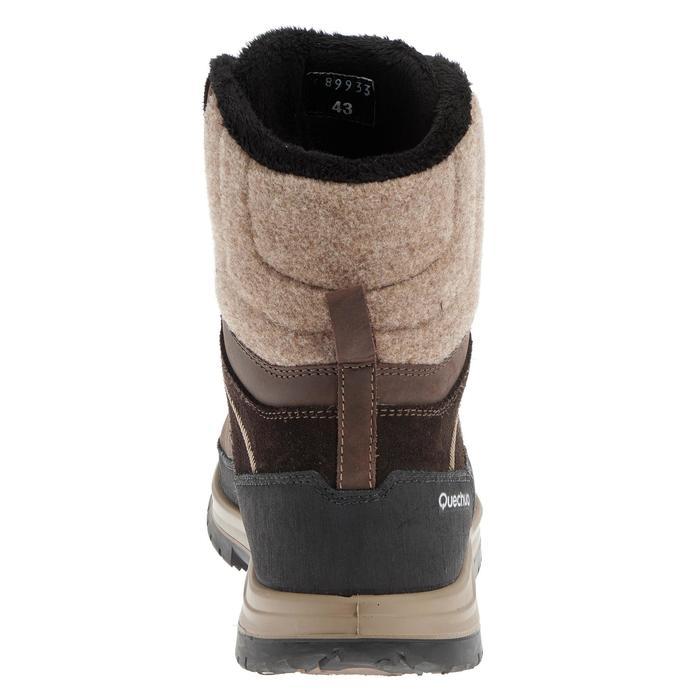 Chaussures de randonnée neige homme SH900 high chaudes et imperméables - 1011700