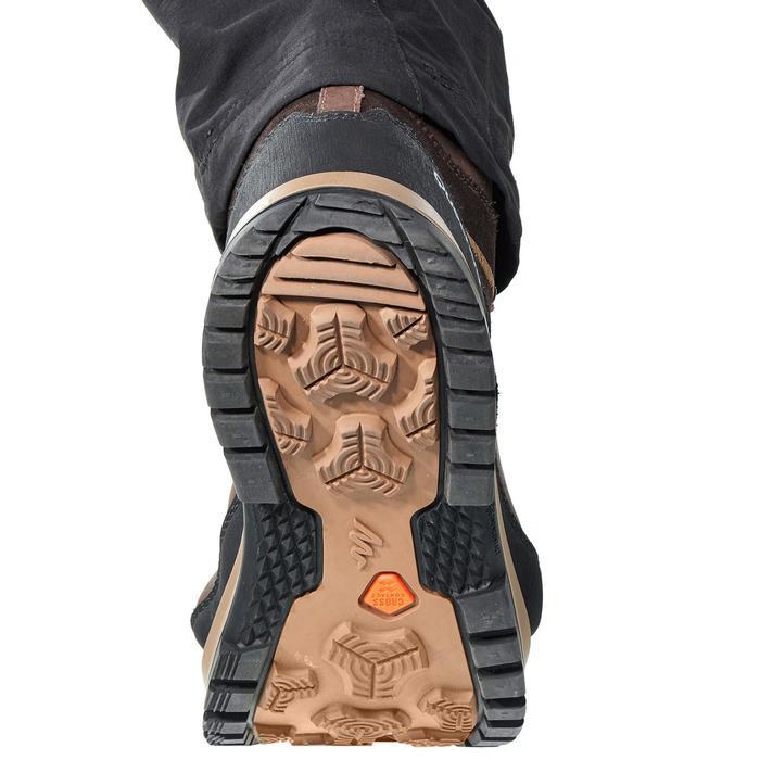 Chaussures de randonnée neige homme SH900 high chaudes et imperméables - 1011712