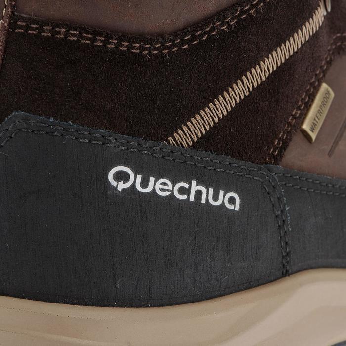 Chaussures de randonnée neige homme SH900 high chaudes et imperméables - 1011726