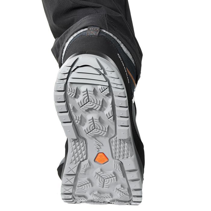 Chaussures de randonnée neige homme SH500 chaudes et imperméables blue - 1011728